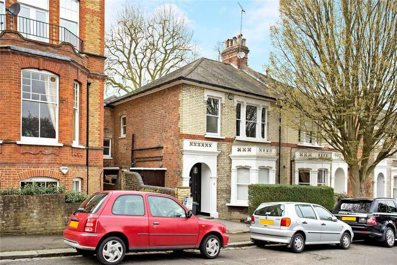 5 Bedrooms Semi Detached House for sale in Bishops Road, Highgate, London, N6