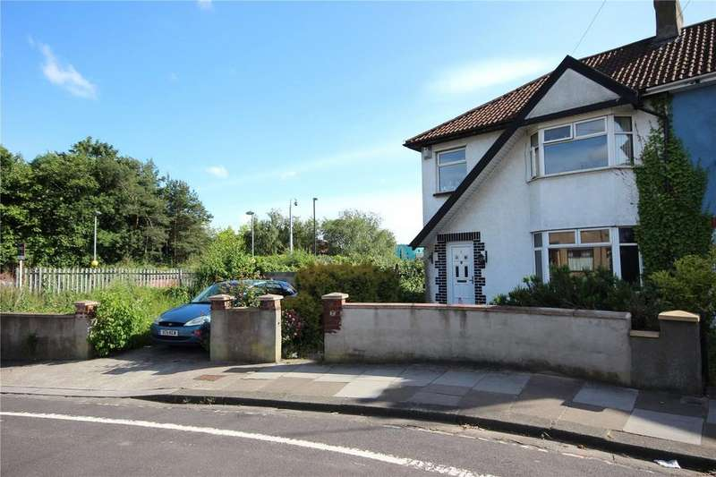 3 Bedrooms End Of Terrace House for sale in Bridge Road, Eastville, Bristol, BS5