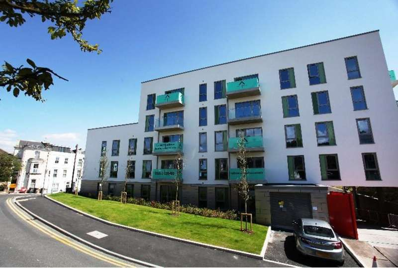 1 Bedroom Apartment Flat for rent in The Summit, Upper Terrace Road