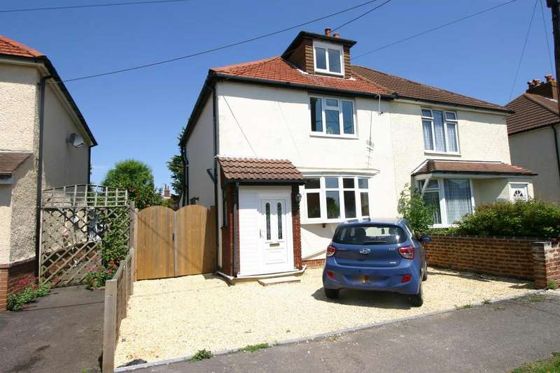 3 Bedrooms Semi Detached House for sale in Sydney Avenue, Hamble, Southampton, SO31 4JQ