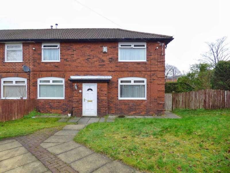 3 Bedrooms Semi Detached House for sale in Buxton Crescent, Rochdale, Lancashire, OL16