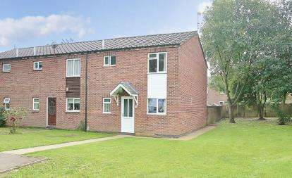 3 Bedrooms End Of Terrace House for sale in Longleat Close, Banbury, Oxfordshire, Oxon