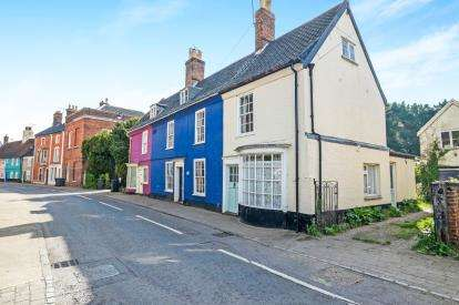 2 Bedrooms End Of Terrace House for sale in Bungay, Suffolk, .