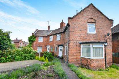 2 Bedrooms Semi Detached House for sale in Haywood Avenue, Blidworth, Mansfield, Notts