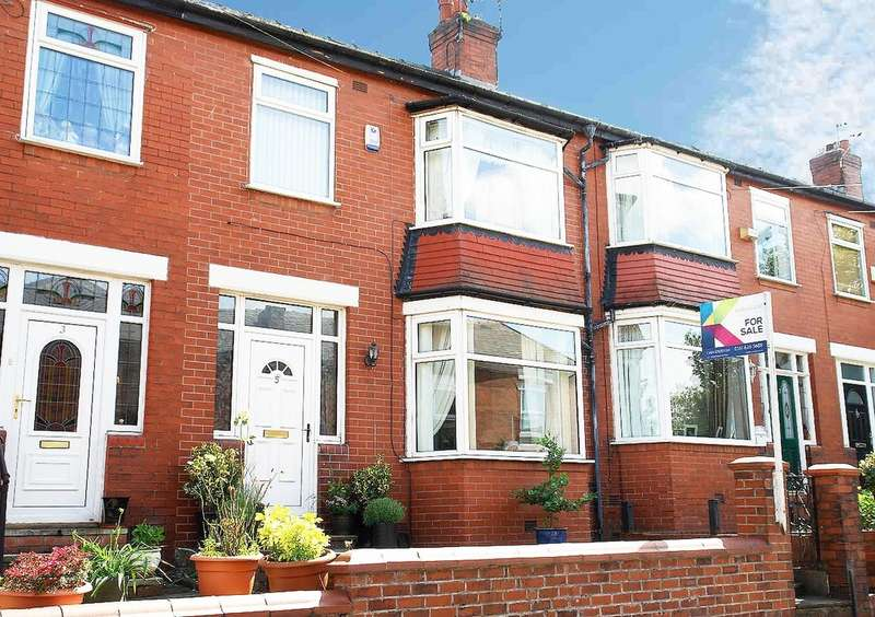 3 Bedrooms Terraced House for sale in 5 James Street South, Chadderton