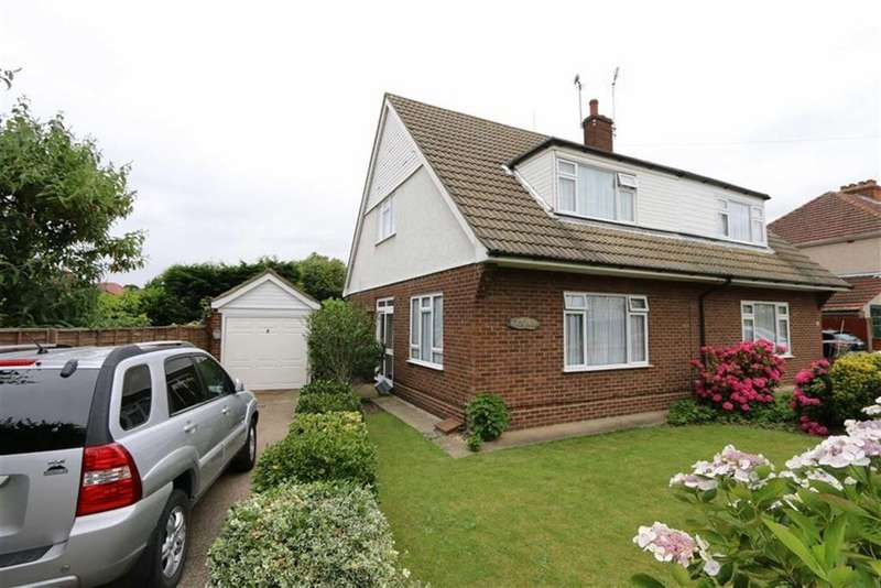 3 Bedrooms Semi Detached House for sale in Brantwood Road, Bexleyheath, Kent, DA7