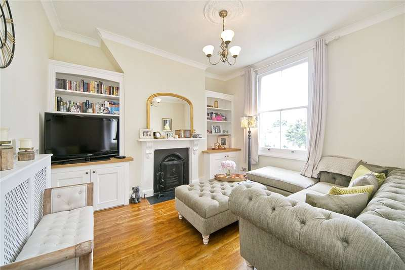 2 Bedrooms Flat for sale in Middleton Road, Hackney, E8