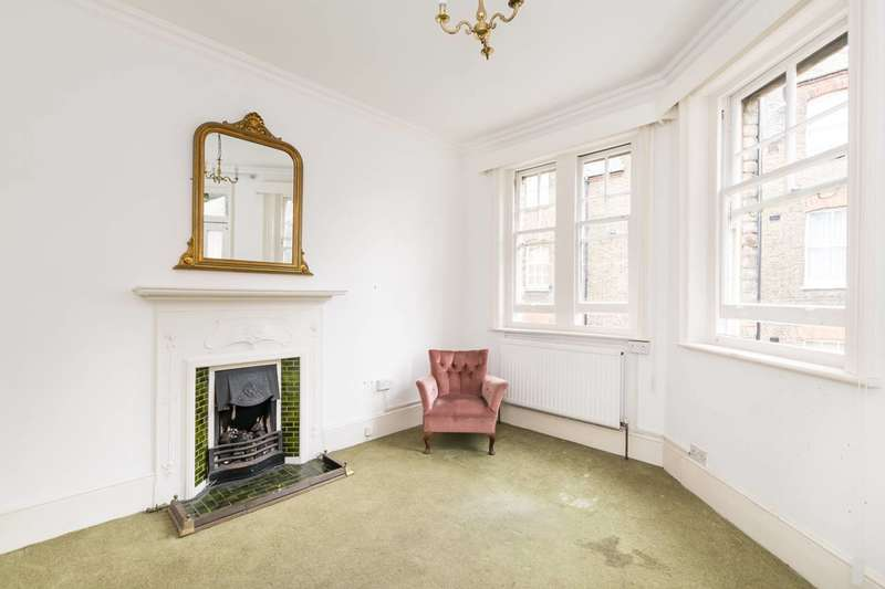 2 Bedrooms Flat for sale in Cathedral Mansions, Victoria, SW1V