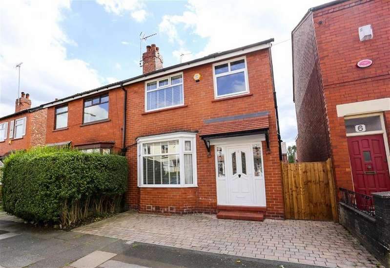 3 Bedrooms Semi Detached House for sale in Dial Road, Great Moor, Stockport