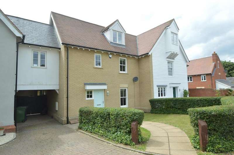 4 Bedrooms Terraced House for sale in Mill Green, Halstead CO9