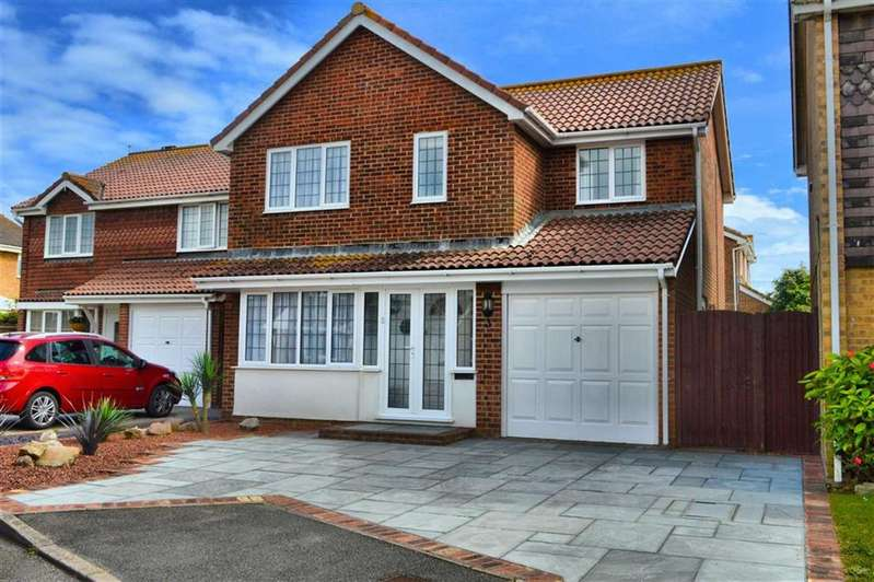 4 Bedrooms Property for sale in The Covers, Seaford, East Sussex