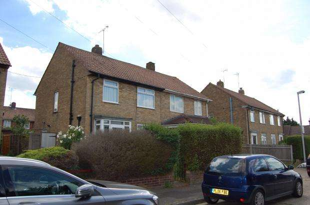 2 Bedrooms Terraced House for sale in Baron Close, Gillingham, ME7