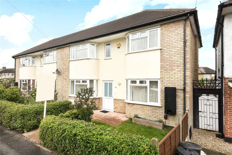 3 Bedrooms Semi Detached House for sale in Manningtree Road, Ruislip, Middlesex, HA4