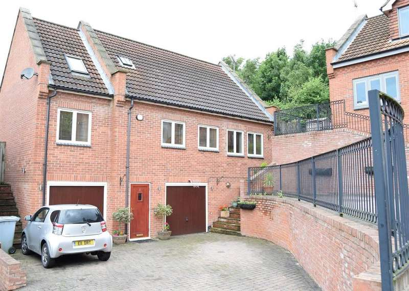 3 Bedrooms Detached House for sale in Forest View, Blidworth, Mansfield