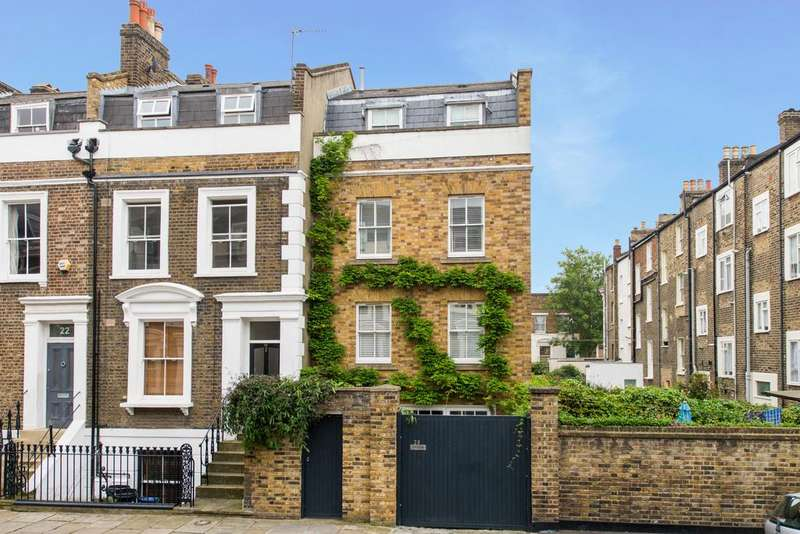 4 Bedrooms House for sale in Warneford Street, Hackney, London E9