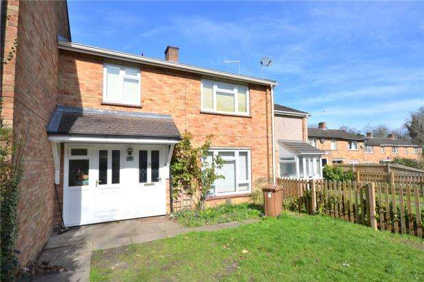 3 Bedrooms Terraced House for sale in Crowthorne Road North, Bracknell, Berkshire