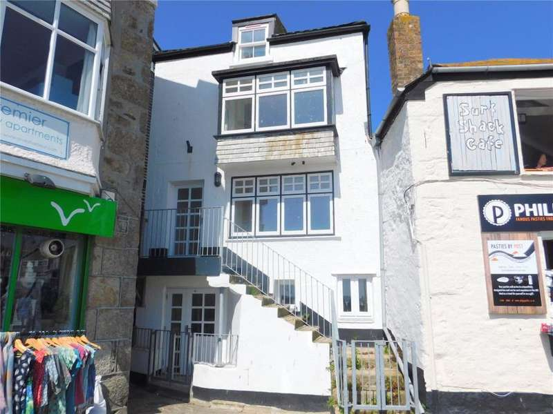 Apartment Flat for sale in The Wharf, St Ives, Cornwall