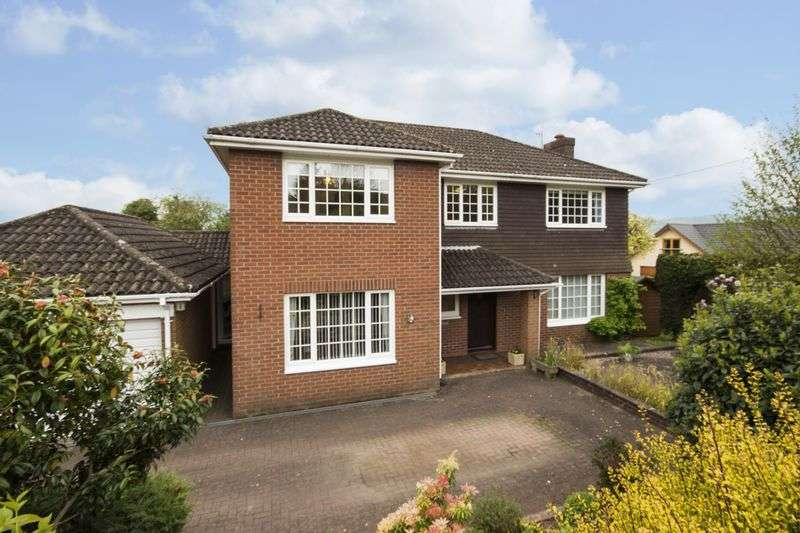 5 Bedrooms Property for sale in Lower Road Llandevaud, Newport