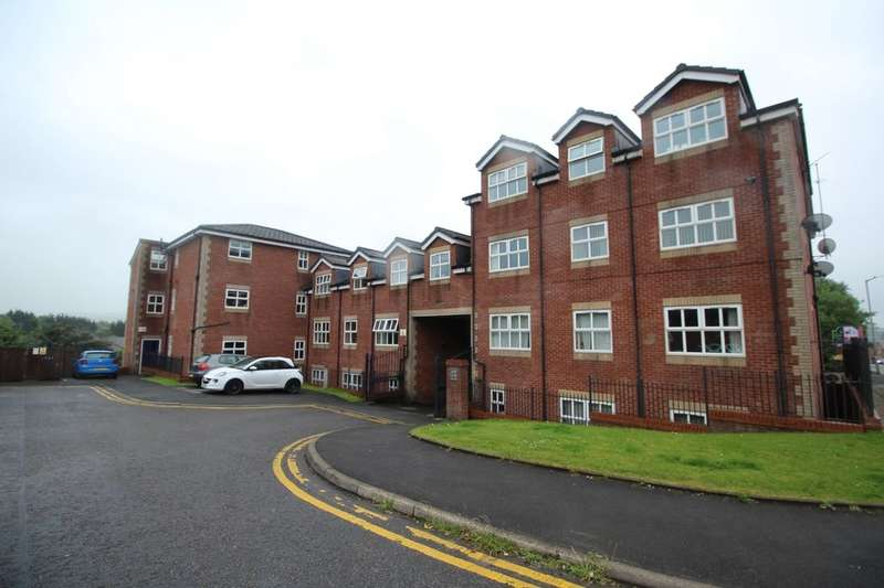 1 Bedroom Flat for sale in Tottington Road, Bury, BL8