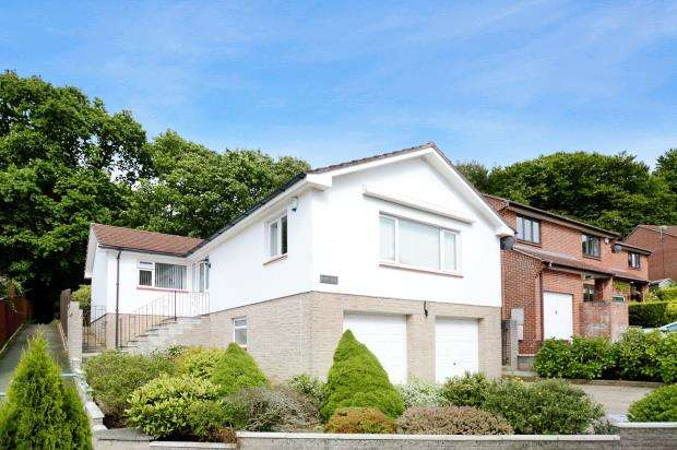 3 Bedrooms Detached Bungalow for sale in Fern Road, Newton Abbot, Devon