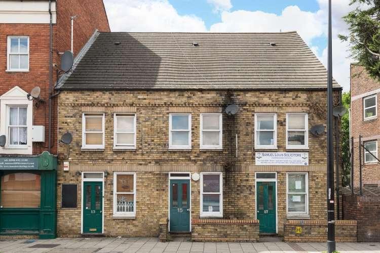 2 Bedrooms Flat for sale in Deptford Church Street London SE8