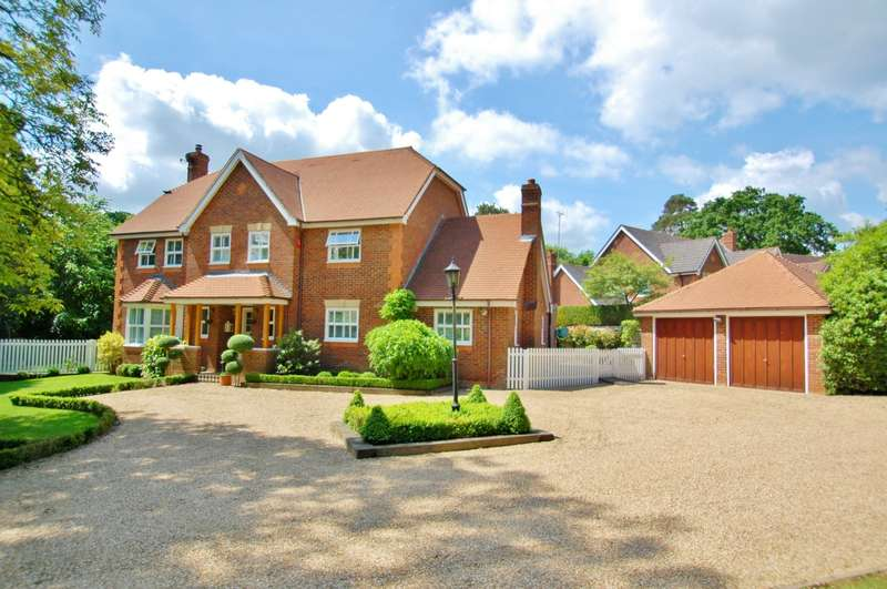 6 Bedrooms Detached House for sale in Templewood Lane, Farnham Common, SL2