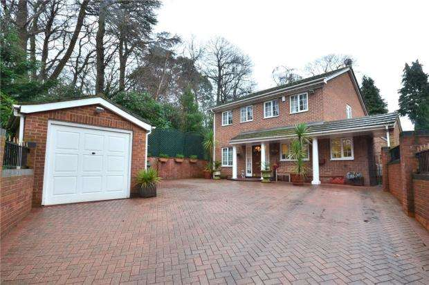 4 Bedrooms Detached House for sale in London Road, Bracknell, Berkshire