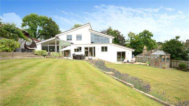 5 Bedrooms Detached House for sale in Middle Assendon, Henley-on-Thames, Oxfordshire