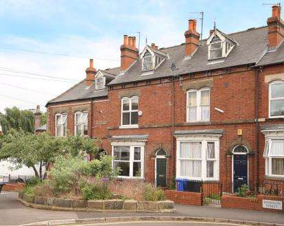 2 Bedrooms Terraced House for sale in Sharrow Street, Sheffield, South Yorkshire