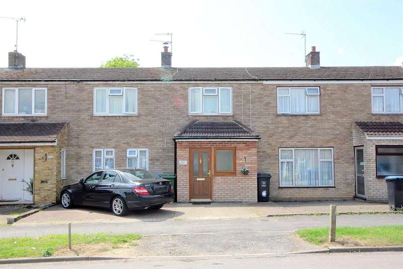 3 Bedrooms Terraced House for sale in 3 DOUBLE BEDROOM house in Micklefield Road, Leverstock Green