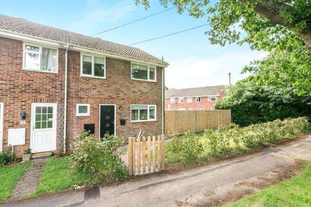 4 Bedrooms End Of Terrace House for sale in Oakley, Basingstoke, Hampshire