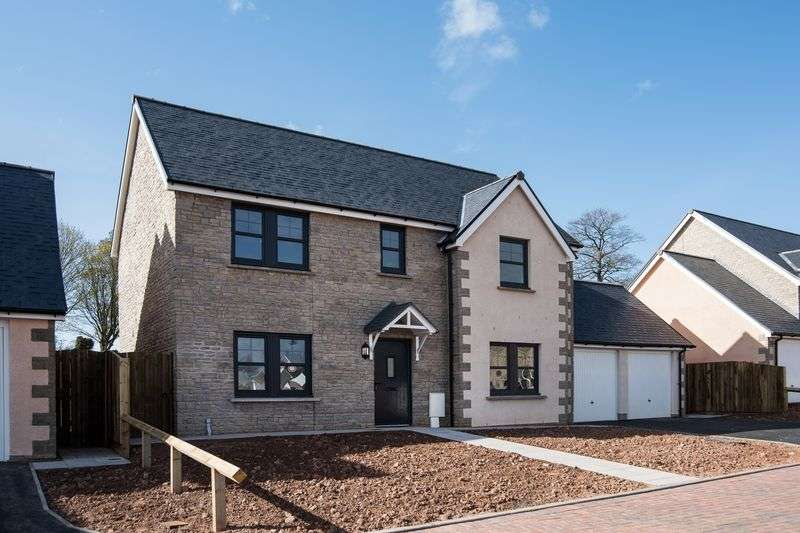 4 Bedrooms Property for sale in Peelwalls Meadows Ayton, Eyemouth