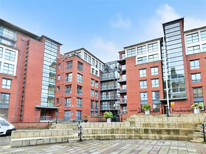 2 Bedrooms Property for rent in The Arena, Standard Hill, Nottingham, NG1 6GL