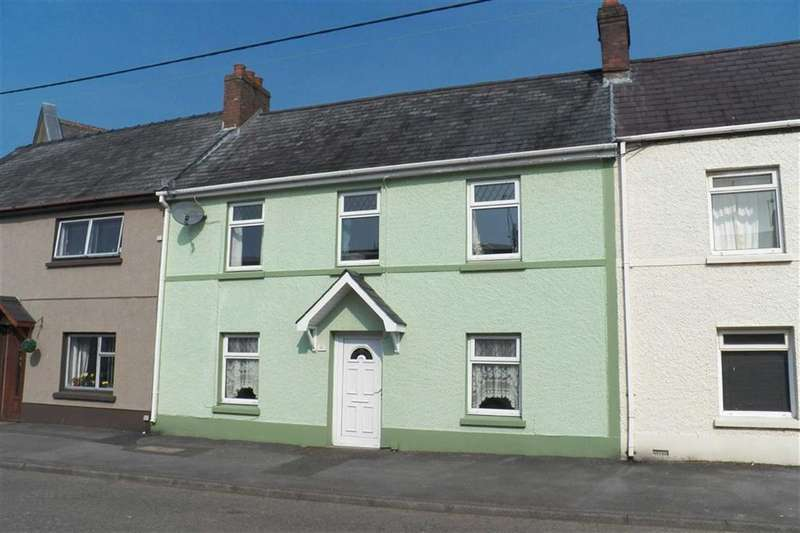 3 Bedrooms Property for sale in High Street, Abergwili