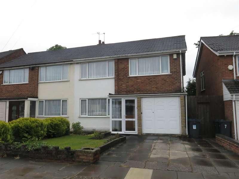 3 Bedrooms Property for sale in Rosedene Drive, Birmingham
