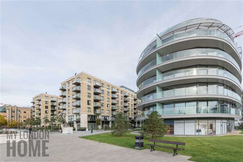 2 Bedrooms Property for sale in Faulkner House, Fulham, London, W6