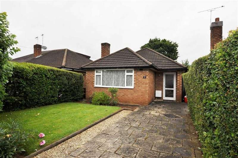 1 Bedroom Detached Bungalow for sale in Cameron Close, Leamington Spa