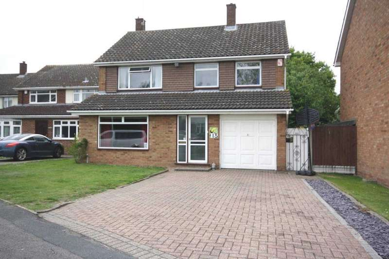 4 Bedrooms House for sale in Toucan Way, Basildon