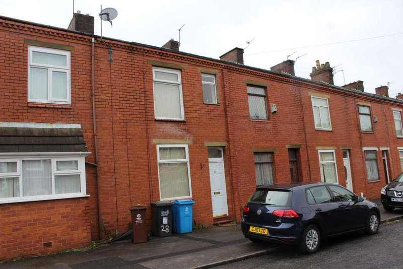 2 Bedrooms Terraced House for sale in Faulkenhurst Street, Chadderton