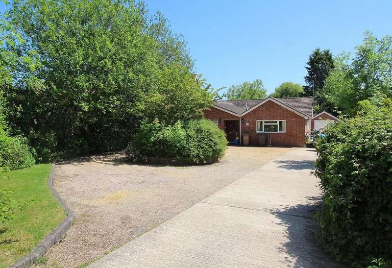 5 Bedrooms Detached Bungalow for sale in Beehive Lane, Chelmsford, Essex, CM2