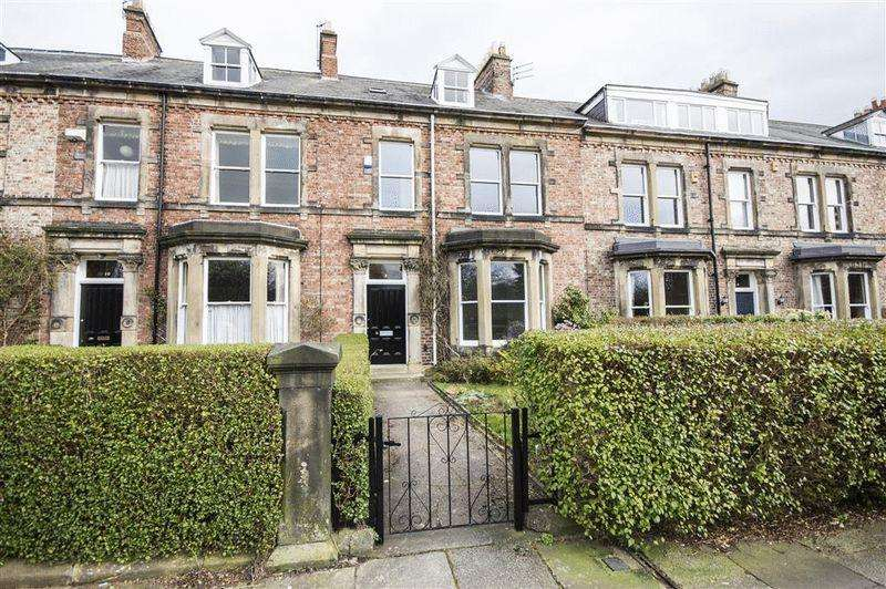 5 Bedrooms Terraced House for sale in Tankerville Terrace, Newcastle Upon Tyne