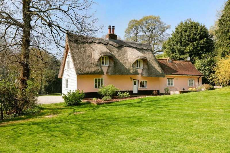 3 Bedrooms Cottage House for sale in Madles Lane, Stock, Ingatestone, Essex, CM4