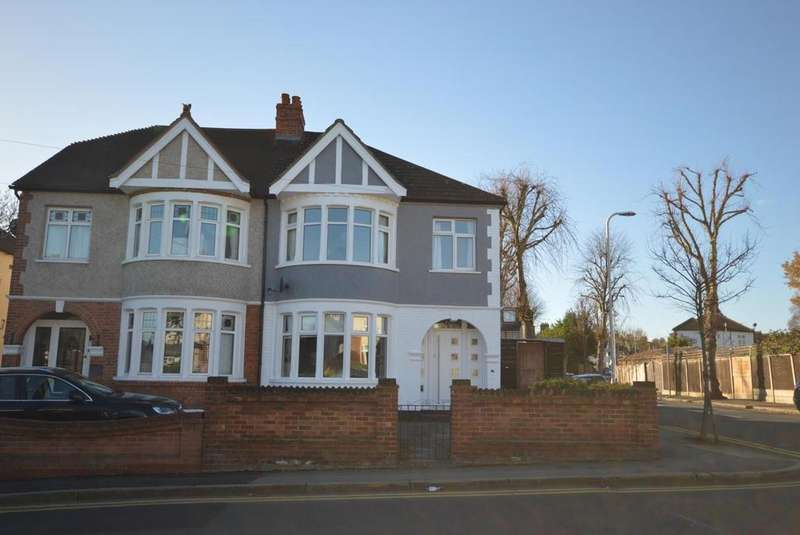 3 Bedrooms Semi Detached House for sale in Slewins Lane, Hornchurch, Essex, RM11