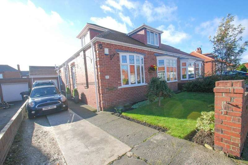 3 Bedrooms Bungalow for sale in Southfield Road, South Shields