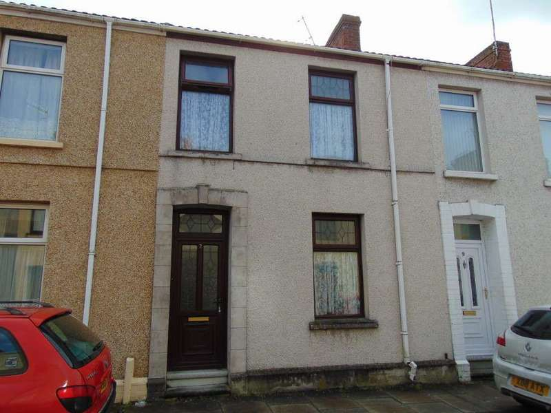 3 Bedrooms Terraced House for sale in Delabeche Street, Llanelli, Llanelli, Carmarthenshire