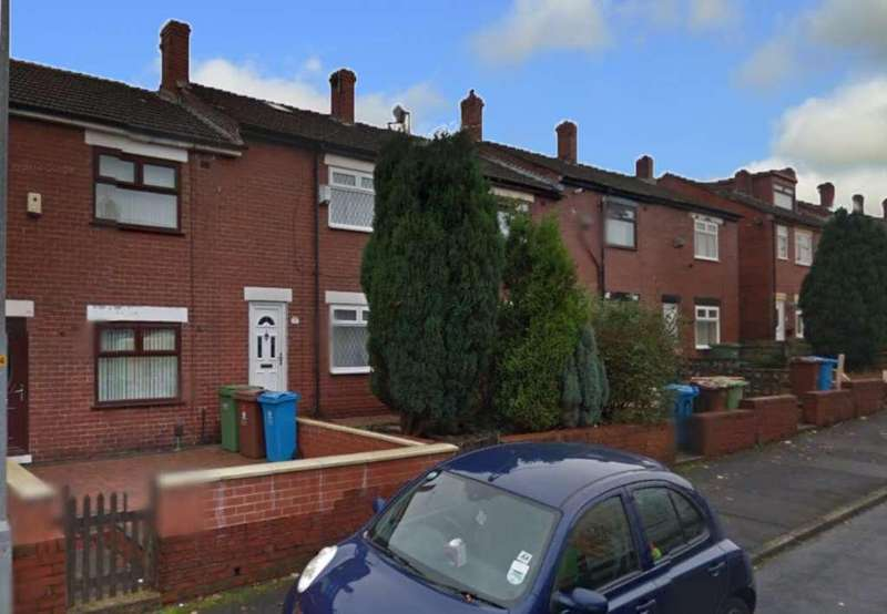 2 Bedrooms Terraced House for sale in Ralstone Avenue, Oldham
