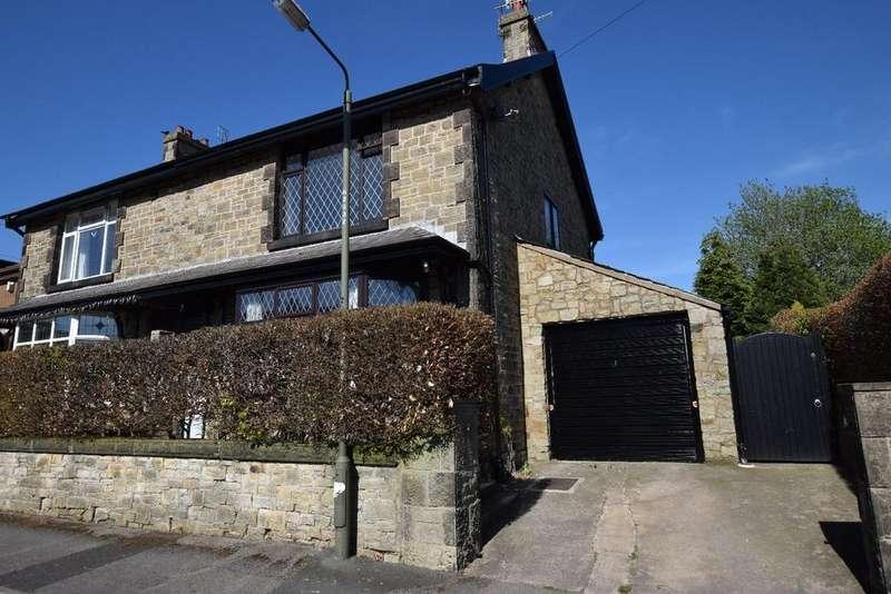 4 Bedrooms Semi Detached House for sale in Arden Street, New Mills, High Peak
