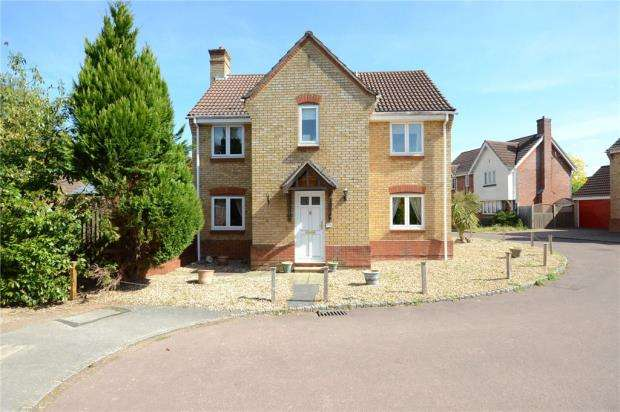 4 Bedrooms Detached House for sale in Northbrook Copse, Bracknell, Berkshire