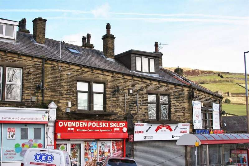 2 Bedrooms Apartment Flat for sale in Ovenden Road, Halifax, West Yorkshire, HX3