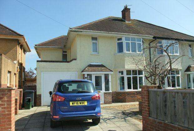 4 Bedrooms Semi Detached House for sale in Hulham Road, EXMOUTH